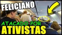 BOMBA BOMBA BOMBA MILITANTE  NAO ACEITA HETEROS E ATACA FELICIANO #NoticiasB0mb4stic4s