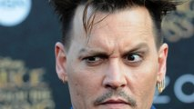 'If I want to buy 15,000 cotton balls a day, it's my thing': Johnny Depp hits out at former managers over money woes
