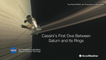 Cassini sends first raw images after dive between Saturn and its rings