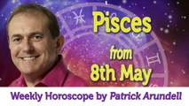 Pisces Weekly Horoscope from 8th May 2017
