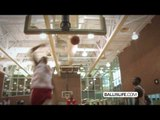 Josh Selby & Tobias Harris Show Off Some Sick Dunks During Dunk Off @ McD's Practice