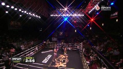 Lyon Fight 36 - Amine Ballafrikh vence Jonathan George
