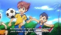 Inazuma Eleven Go Chrono Stone episodio 01 Legendado