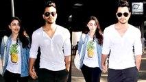 Pregnant Soha Ali Khan Goes Out With Husband Kunal Khemu