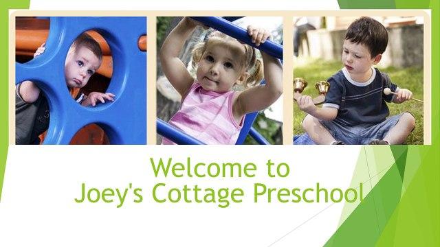 Joeys Cottage Preschool