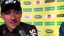 """Tour de Romandie 2017 - Elia Viviani : """"Déçu de ne pas être sur le 100e Giro c'est le choix du Team Sky"""""""