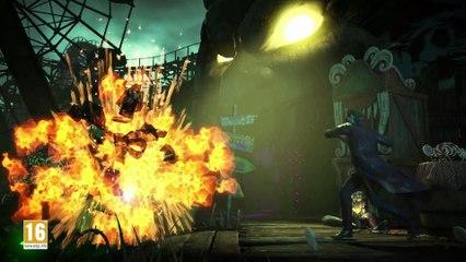 Trailer gameplay Joker de Injustice 2