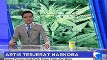 Iwa K Terjerat Kasus Narkoba