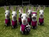 Les lapins crétin