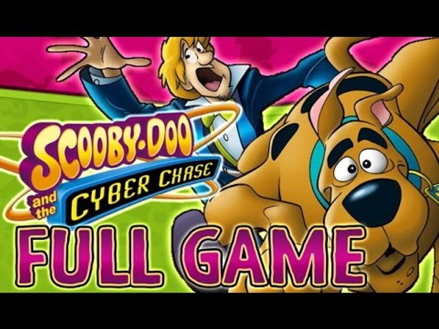 Scooby-Doo and the Cyber Chase Walkthrough FULL GAME Longplay (PS1)