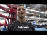 UFC Star TJ Dillashaw Visiting Vasyl Lomachenko In Camp Talks Cody and Conor - esnews