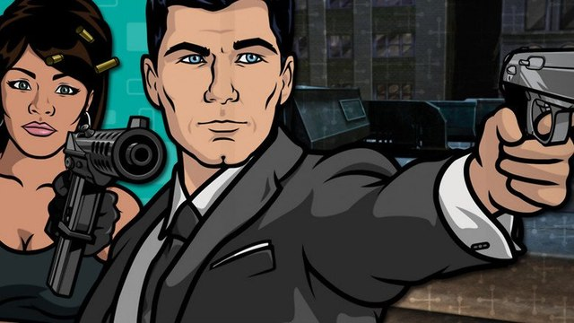 Watch Archer S8E5 : Sleepers Wake Full Episode Online for Free in HD