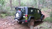 Extreme Fun 4x4 off road back to muddy Brunswick for a challenge