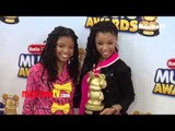 "Chloe and Halle Bailey 2013 ""Radio Disney Music Awards"" Red Carpet Arrivals #RDMA"