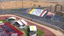 Une messe devant 30.000 personnes pour le pape François au Caire - Egypte