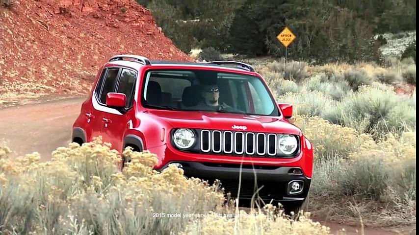 2017 Jeep Renegade Warren, PA – Jeep Dealers