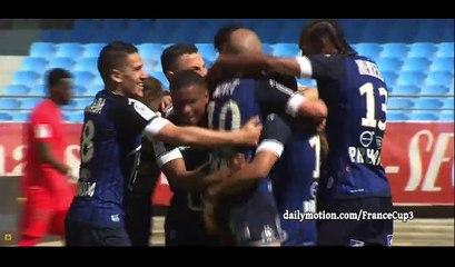 Benjamin Nivet Goal HD - Troyes 1-0 Brest - 29.04.2017