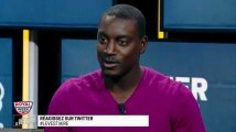 Ladji Doucouré victime d'un pickpocket, l'athlète arrive essoufflé sur le plateau du Vestiaire (Vidéo)