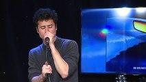 "BB Brunes chante ""Eclair Eclair"" en live"