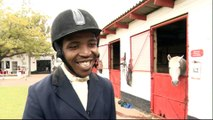 South Africans riders join elite team working with performance horses