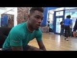 wbc 154 champ jermell charlo  how he saw ggg vs jacobs EsNews Boxing