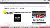 Ableton Live 9.7.2 Crack Suite With Keygen Free [Mac   Windows]
