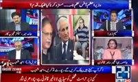 Asma Jahangir Got Angry On DG ISPR Tweet