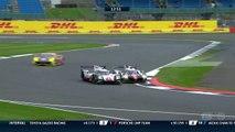 FIA Wec Britain 2017 Buemi Passes Hartley for Lead