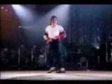 Michael Jackson Beat It live Dangerous tour bucharest 92