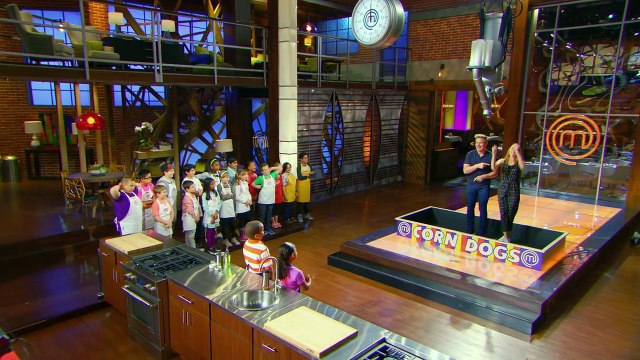 The Junior Chefs Choose Gordon Ramsay | Season 5 | MASTERCHEF JUNIOR