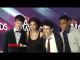 HOW TO ROCK Cast TeenNick HALO Awards 2012 Arrivals