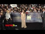 "Kristen Stewart, Robert Pattinson, Taylor Lautner TWILIGHT ""Breaking Dawn Part 2"" Premiere ARRIVALS"