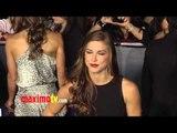 "Alex Morgan TWILIGHT ""Breaking Dawn Part 2"" Premiere ARRIVALS"