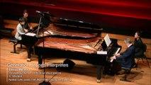 Darius Milhaud : Scaramouche op. 165b pour deux pianos - Vif par Ray Ushikubo et Jean-Yves Thibaudet