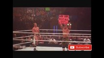 Fan Throws A Tennis Ball At John Cena After Raw Went Off The Air 7.11.11....