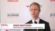 """David Martinon sur les cyber-risques : """"La France a fait ce qu'il fallait pour se protéger"""""""