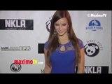 "Caitlin O'Connor ""No Kill LA"" Charity Event Red Carpet ARRIVALS"