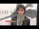 """Isaac Hempstead Wright """"Game of Thrones"""" Season 3 Premiere Red Carpet Arrivals"""