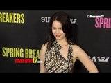 """Rachel Korine """"Spring Breakers"""" Los Angeles Premiere ARRIVALS"""