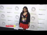 "Mindy Kaling ""The Mindy Project"" PaleyFest 2013 ARRIVALS"