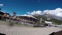 GoPro Hero5 Black SuperView Stabilization - Mountain Bike Downhill Bikepark Leogang-Vfuh5
