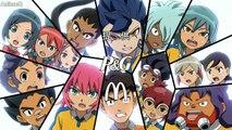 Inazuma Eleven Go Chrono Stone episodio 05 Legendado