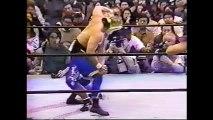 Great Sasuke/Tiger Mask/Shiryu vs Super Delfin/Gran Naniwa/TAKA Michinoku (Michinoku Pro March 16th, 1996)