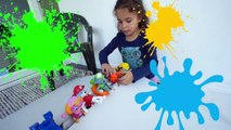 Paw Patrol Color Slide Learn Colors with Bath Water Toys-whr