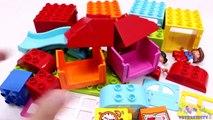 Building Blocks Toys for Children Lego Playhouse Kids Day Creative Fun-sjj24