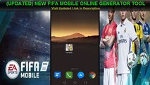 Fifa Mobile Hack Tool Generate Unlimited Coins and Points Free1