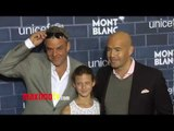 "Billy Zane and Danny Huston Montblanc ""Signature for Good 2013"" Launch Pre-Oscar Brunch"