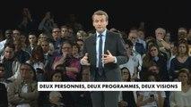 Macron - Le Pen : deux candidats, deux programmes - Présidentielle 2017
