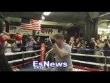 Deontay Wilder talks joshua fury tank davis errol spence mindset EsNews Boxing