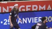 Hand | Mikkel Hansen (PSG) heureux à Paris